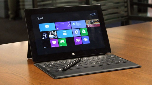 La tablette Microsoft Surface pro bradée !