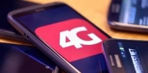 Le 4 G propose un débit comprable à ceux de la fibre optique.
