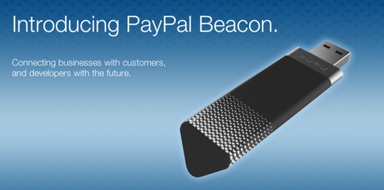 Paypal lance Beacon pour payer en bluetooth sans sortir son mobile