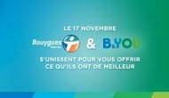 B&You fusionne avec Bouygues Telecom