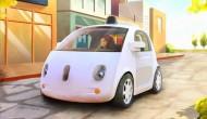 La voiture autonome de Google de 2015