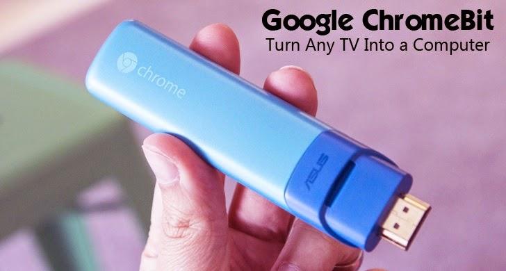 Chromebit : le dernier né de Google