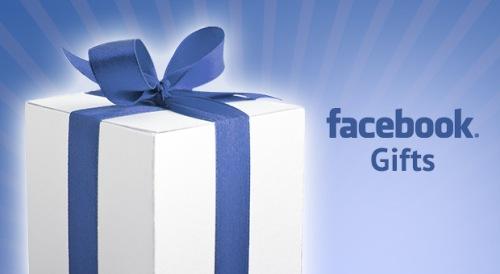 Facebook Gifts met un terme aux cadeaux réels pour se concentrer sur le dématérialisé