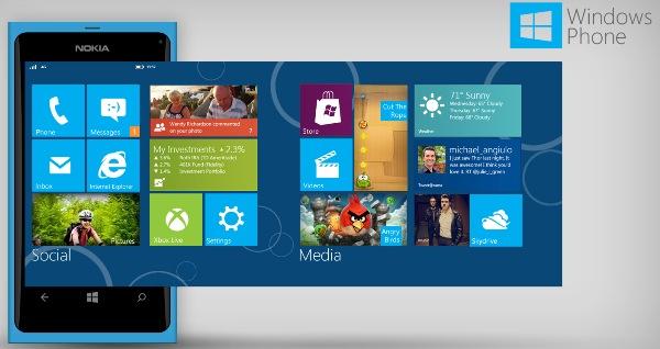 Encore de nouvelles fonctionnalités sur Windows Phone 8