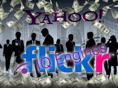 Yahoo achète IQ Engines pour relancer Flickr