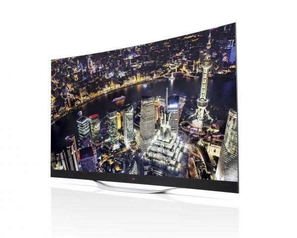 LG promet la 1er télé 4K OLED
