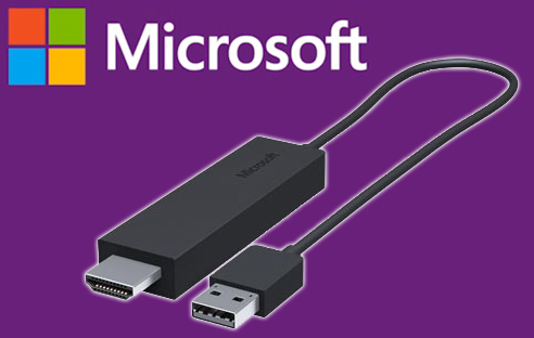 Wireless Display Adapter : Microsoft marche sur les plates bandes de Google