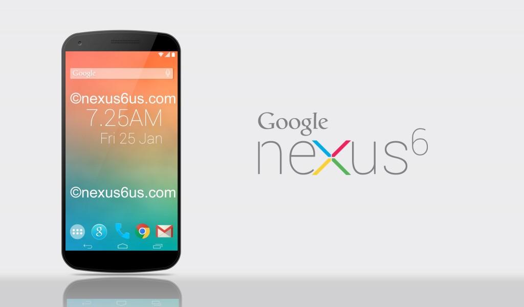 Les nouveautés chez Google : Nexus 6 et 9, Android Lollipop 5.0