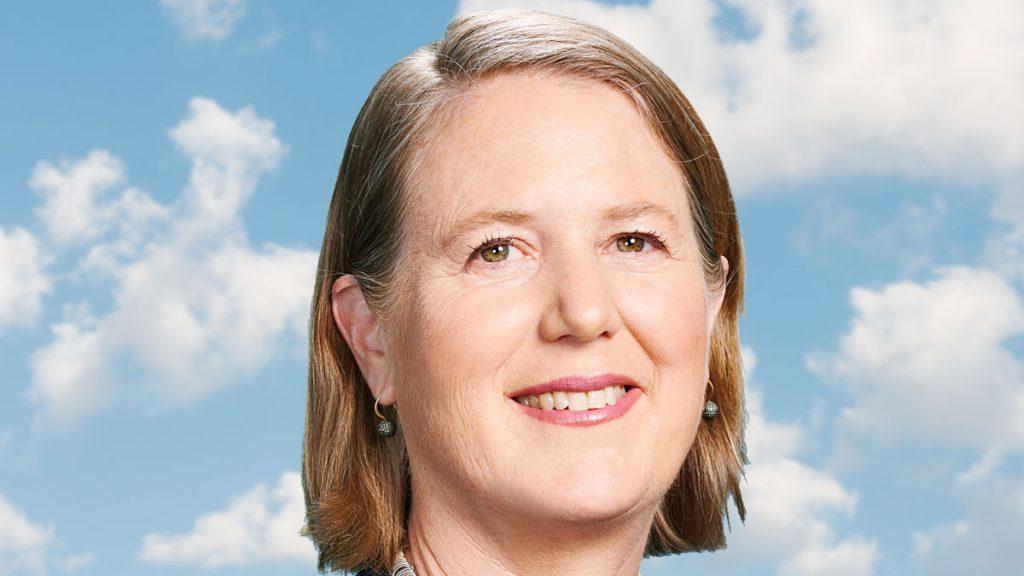 Google espère devenir leader dans le Cloud grâce à Diane Greene